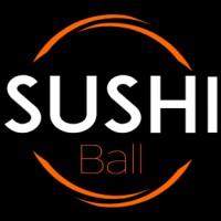 Plateau Sushi Ball Saumon