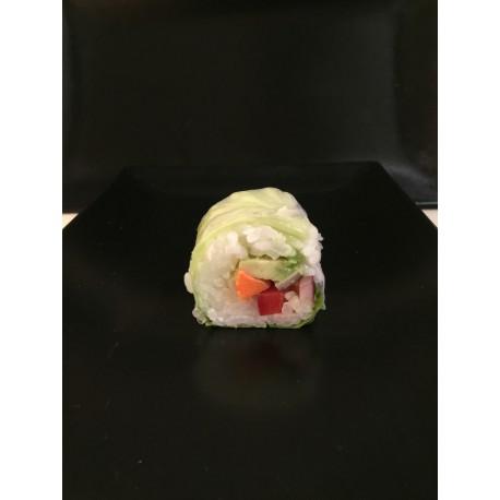 spring rolls végétarien