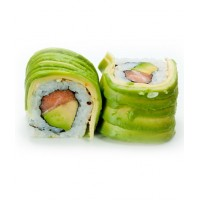 California Rolls dragon thon
