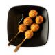 Brochette boulette de poulet