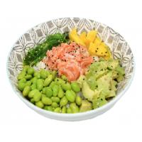 Poké bowl Saumon